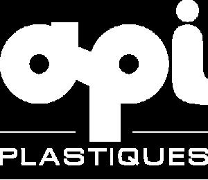 API plastiques
