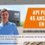 API Plastiques dans la presse locale