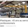 API Plastiques dans la presse en Picardie