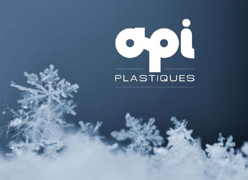 API - Portes à lanières